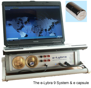 The e-Lybra 9 System and e capsule